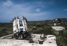 Reruntuhan RBU 6000