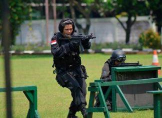 Tontaikam Brigade Infanteri-1 Pengamanan Ibu Kota/Jaya Sakti (Brigif-1 PIK/JS) kepunyaan Kodam Jaya/Jayakarta.