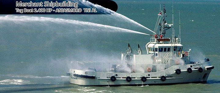 Kapal Tunda TD Anjasmoro