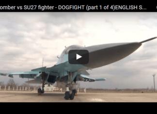 Su-34 Dogfight Su-27