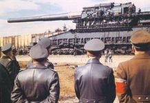 railroadguns-Schwerer Gustav