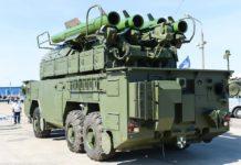 Foto Foto Rudal Buk-2E, Sistem Hanud Ampuh Buatan Russia