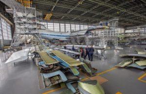 Depohar Pesawat Angkut Russia.