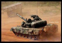 Tank PT-76M Malaysia