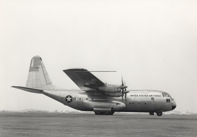 YC-130, Hercules pertama.