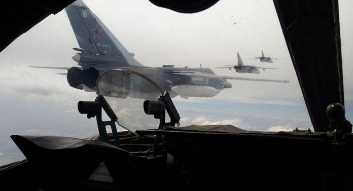 Su-24-Bomber