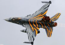 F-16 Fighting Falcon - www.hobbymiliter.com