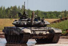 MBT T-90 dari Russia - www.hobbymiliter.com