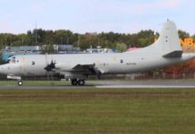 P-3C Orion pesawat MPA andalan Jerman - www.hobbymiliter.com