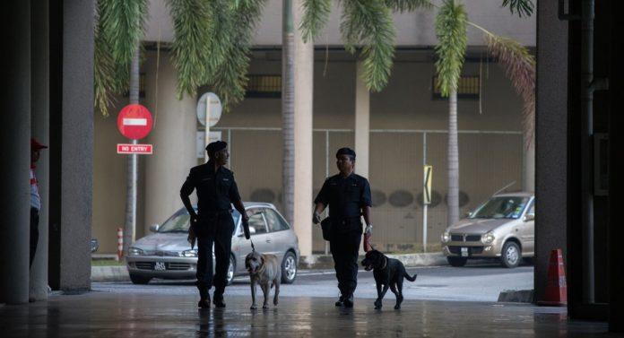 33-empat-warga-malaysia-terduga-anggota-isis-ditahan
