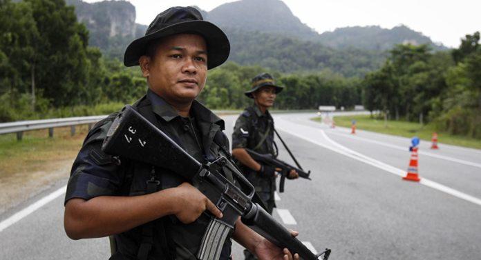 60-militer-malaysia-siaga-hadapi-serangan-isis