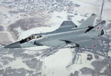 MiG-31, pesawat yang akan digantikan MiG-41