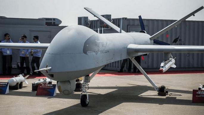 Drone Buatan PT Dirgantara Indonesia Bisa Tembakkan Rudal