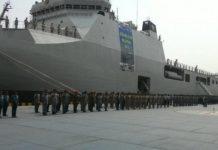 Perdana, Indonesia Berhasil Ekspor Kapal Perang Buatan Anak Bangsa