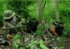 Intip TNI Berlatih Sniper