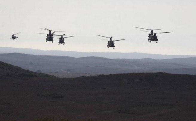 TNI AD Pesan Helikopter AH64E Apache