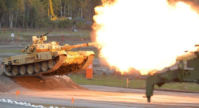 1-tank-t-90a-debut-di-suriah