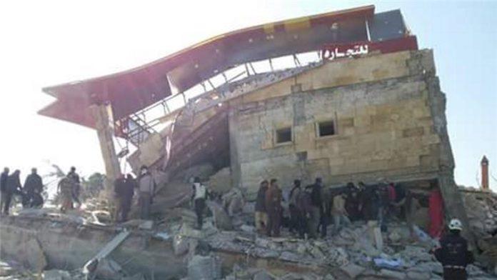 27-50-orang-tewas-dalam-serangan-udara-di-idlib-suriah