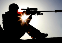 58 Sniper Siap Amankan Kedatangan Jokowi