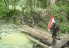Galeri Foto Patroli TNI di Perbatasan Papua