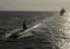 Helikopter TNI AL Kawal Kapal Selam Nuklir AS