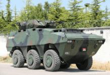 Indonesia Gandeng Turki Dalam Pengembangan Panser dan Tank Leopard