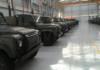 Indonesia Modifikasi Land Rover Menjadi Mobil Penangkal Rudal