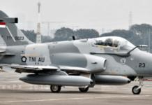 Pesawat Hawk TNI AU Upgrade Fitur Baru, Apa Itu