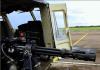 TNI AD Jajal Kemampuan Minigun M-134D