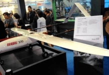 UAV Rajawali 330 Akan Perkuat TNI AD
