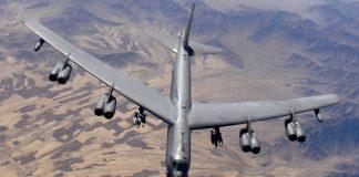 B-52 : Pesawat Tua USAF yang masih beroperasi