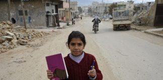 SYRIA-CONFLICT-EDUCATION-SCHOOL