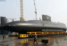 Indonesia Pesan Kapal Selam KRI Nagapasa 403 Buatan Korea