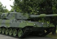 Nasib Tank Leopard yang Nganggur