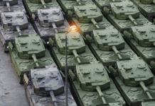 TNI AD Siapkan Lahan Bermain Tank Leopard di Sukabumi