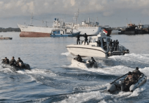 TNI AL Indonesia dan Singapura Semakin Akrab