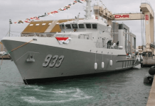 TNI AL Kini Punya Kapal Hidro Oseanografi Tercanggih di Asia