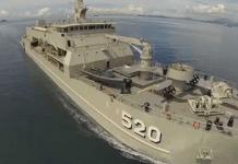 Video Kapal Teluk Bintuni Angkut Tank