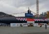 Video Korea Selatan Launching Kapal Selam Tipe 2091400 Pesanan Indonesia