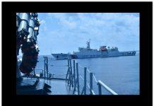 TNI AL China Coast Guard Hobby Militer