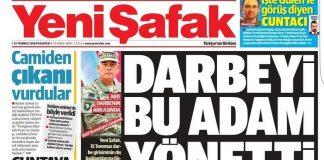 24-koran-pro-erdogan-tuduh-jenderal-as-dalang-dibalik-kudeta-turki