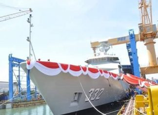 I Gusti Ngurah Rai Launched