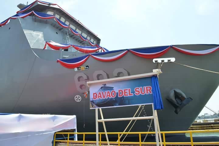 BRP Davao Del Sur