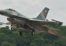F16 TNI AU Angkasa Yudha 2016