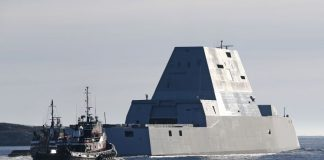destroyer uss zumwalt