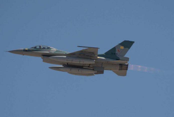 F-16 TS1639