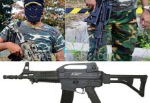 Harga sepucuk senapan serbu SS2