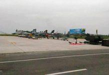 Aerostar dan Chiron di Angkasa Yudha 2016
