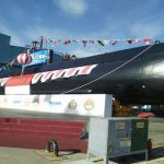 KRI Ardadedali 404 launching