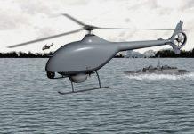 UAV VTOL VSR700 conceptual design